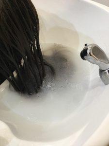 髪と頭皮の不純物