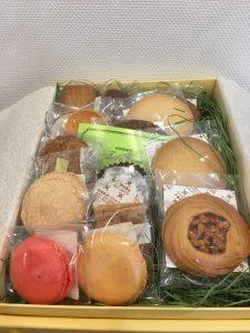 つまめるお菓子までありがとうございます!